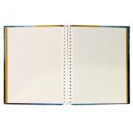 Магнитный фотоальбом 20 листов  Цветочная коллекция-8 (2М2714)