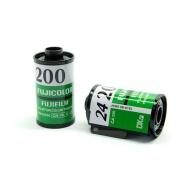 Fuji Color 200/24 фотоплёнка