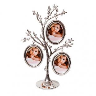 3 фоторамки на семейном дереве PF10306