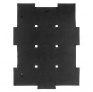 Пластиковый коллаж-мультирамка BIN-1122762-Black