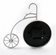 ML-5379 White Часы настольные Велосипед белый большой
