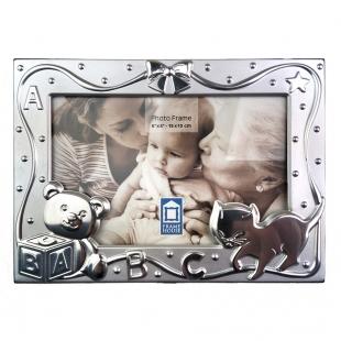 Металлическая фоторамка PATA T5531 10x15 для детских фотографий