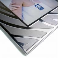 Фоторамка PATA T6815S 10x15 Silver (Рельефные узоры) /12/48