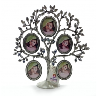 Родословное древо - 5 фоторамок на дереве PF10791B (H 27см.) /12