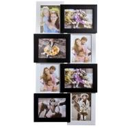 Фотоколлаж мультирамка  121-17  8 фоторамок арт. 2703-062 /12
