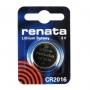 БатареяRenata CR-2016 /10/100