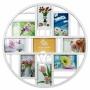 Пластиковый коллаж-мультирамка BIN-1123356