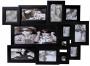 Фотоколлаж мультирамка  121-41 12 фоторамок арт R-123 /16