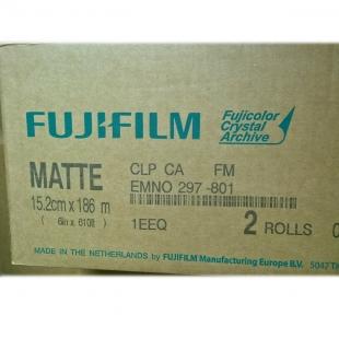Фотобумага FUJI 15,2x186 M матовая
