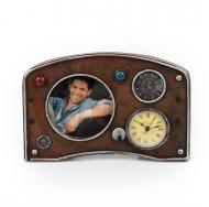1404B-1343 Фоторамка с часами Панель приборов /12