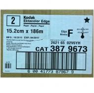 Фотобумага KODAK EDGE-Plus 15,2х186 глянцевая