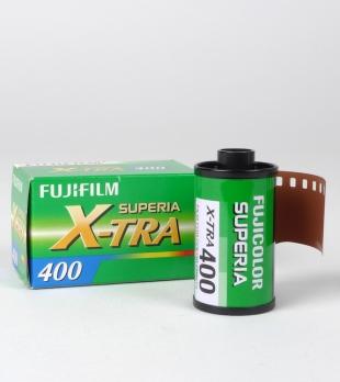 Fuji Superia 400/36 10//100