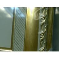 Фоторамка platinum jw23-6 белария-золотой 30x40 /6/12