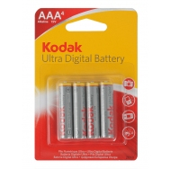 БатареяKodak ULTRA DIGITAL LR03 4BL /40/200