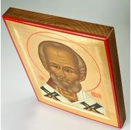 Икона Святитель Николай 19х16