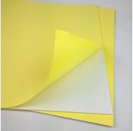 Листы термоклеевые ПВХ 1,5 мм белые (31х31 см) для фотокниг