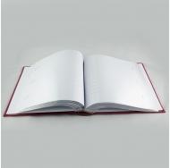 Фотоальбом на 100 фото C-1523100RCL (15х23 см.) книжный переплёт Однотонный