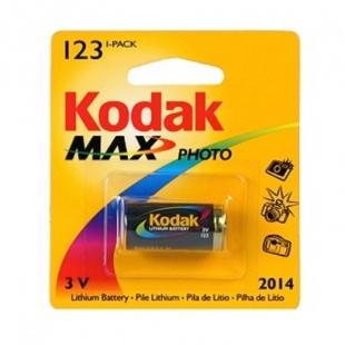БатареяKodak MAX DL-123 /6/12/288