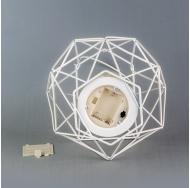 LM-080 White (Свеча) Светильник декоративный
