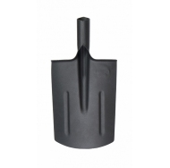 лопата штыковая прямоугольная с деревянным черенком и ручкой