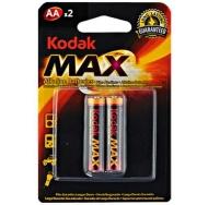 БатареяKodak MAX LR 6 2BL /40/200