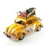Фольксваген Жук - Volkswagen Käfer - декоративная винтаж-модель с фоторамкой 1404E-4241 Модель Ретро Автомобиль с фоторамкой и копилкой /6