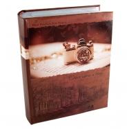 Фотоальбом на 300 фото С-46300RCM-2UP (2 фото на странице) книжный переплёт Классика