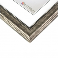 Фоторамка platinum jw17-213 Турин Античное серебро 15x21