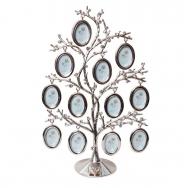 12 фоторамок на семейном дереве PF10307