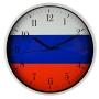 MC-4724 Часы настенные Российский Флаг
