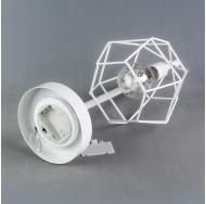 LM-052 White Светильник декоративный