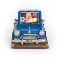Фоторамка с подставкой для ручек  Автомобиль мини купер