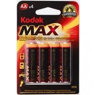 БатареяKodak MAX LR 6 4BL /80/400