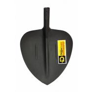 лопата совковая щебеночная с деревянным черенком и ручкой