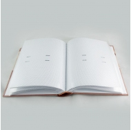 Фотоальбом на 200 фото С-46200RCM книжный переплёт Классика
