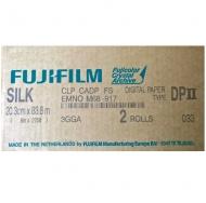 Фотобумага FUJI 20,3x83,8 DPII Silk