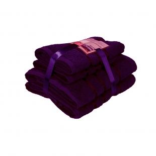 Комплект из 4-х полотенец