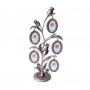 5 фоторамок на дереве PF9683P (H 26см.) /12