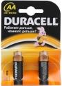 Батарея  DURACELL BASIC LR 6 2BL /40/120