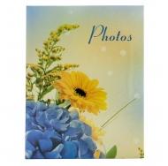 Фотоальбом на 100 фото PP-46100S Цветочная коллекция-4