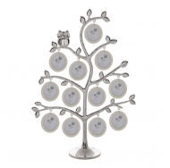 12 фоторамок на семейном дереве