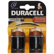 Батарея  DURACELL LR20 2BL /20/60