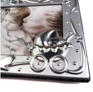Металлическая фоторамка PATA T5533 10x15 для фотоснимков ребёнка