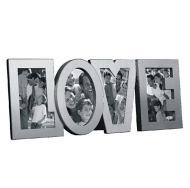 """D319 (4 фоторамки """"LOVE"""" 10x15 см.)"""