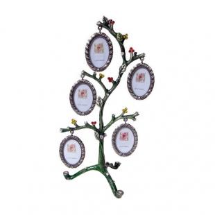 5 фоторамок на дереве PF10321A (H 28.5см.) /12