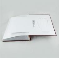 Фотоальбом на 200 фото С-46200RCVM книжный переплёт Однотонные