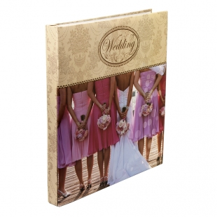 Фотоальбом  Магнитный 30 листов 9840-30 Свадебный альбом-3