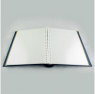 Фотоальбом Магнитный 20 листов 9821V Однотонные