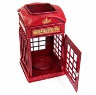 1410B-1418 Подсвечник Телефонная будка