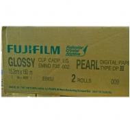 Фотобумага FUJI 15,2x150 Pearl, Glossy (металлик)